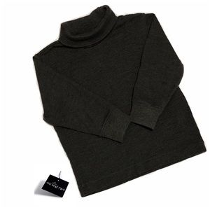 Old Navy Gray Turtleneck Top Shirt for Boy 18-24mo